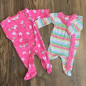 2 Gymboree outfits.